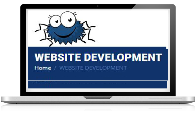 development-Smiling Spiders Web design and development